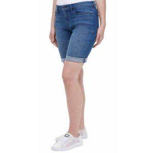 DKNY Jeans Ladies' Bermuda Roll Up Shorts